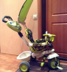 "Велосипед Smart Trike ""Touch Steering""."