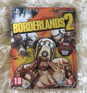 Продам Borderlands 2 для PS3