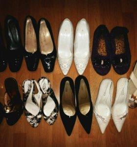 Обувь р. 39-40