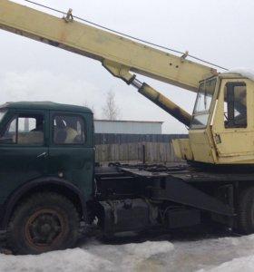 Автокран Ивановец 14 тон 14 метров
