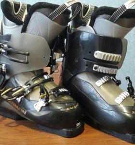 Горнолыжные ботинки Salomon женские