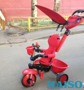 Велосипед smart trike zoo