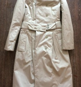 Пальто Vassa&Co серое