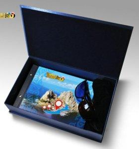 Альбом Байкал 3D оригинальный подарок
