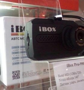 Видеорегистратор ibox pro-990