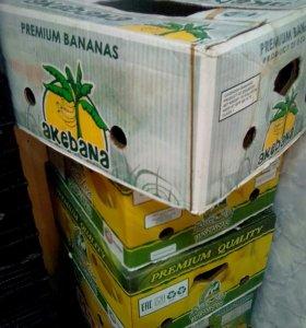 Банановые каробки