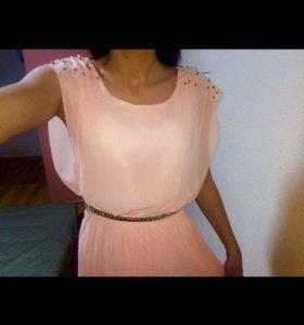 Платье новое праздничное