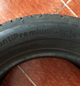 Continental ContiPremiumContact 5 ,195/65 R15 91H.