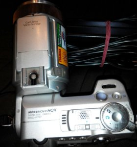 Фотоаппарат Sony DSC—F717