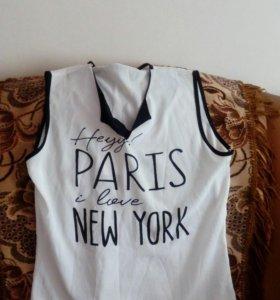 Женская блузка новые