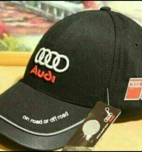 Новая Бейсболка Audi