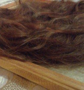 Волосы на парик живые