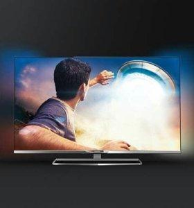 "42"" (106 см) LED-телевизор Philips 42PFT6309 черны"