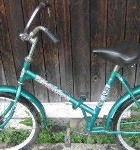 Велосипед на подростка