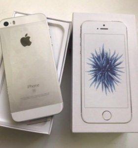 iPhone SE 16gb новый гарантия