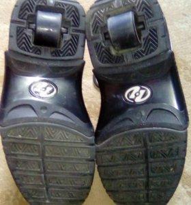 Кроссовки на колесах