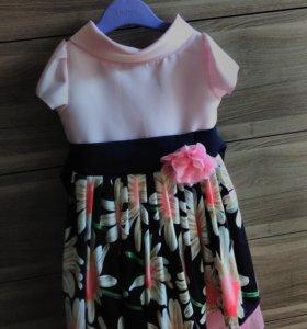 Праздничное платье новое