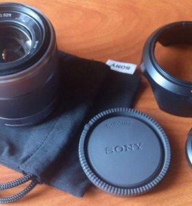 Модель SONY SEL 18-55 mm 5,6 OSS