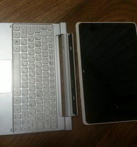 Планшет-ноутбук-трансформер на полноценной Windows