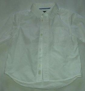 Рубашка на мальчика брендовая