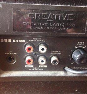 Акустическая система Creative SBS 5.1 560