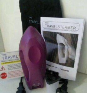 Travel steamer утюг-отпариватель, новый в коробке