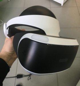PlayStation VR с камерой