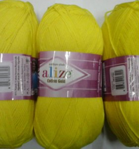 Cotton Gold (Alize) Турция.