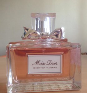 Miss Dior Absolutely Blooming 100мл. Оригинал!