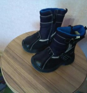 Ботинки 15см