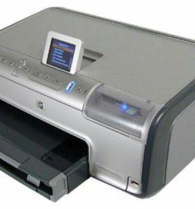 (цв. Принтер)HP Photosmart 8253