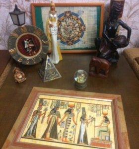 Египетский стиль, раритет)