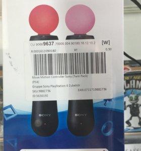 Контроллеры Мув для Playstation 4