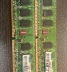 Оперативная память для компьютера KINGMAX DDR2 2Гб