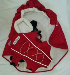 Кенгуру рюкзак-переноска Babyton