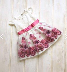 Платье для манюняш