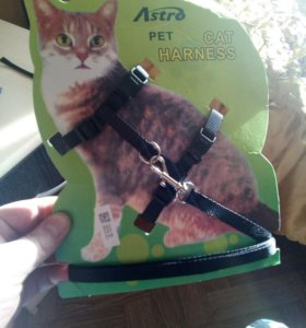 Поводок для кошек собак