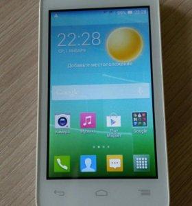 Телефон Alcatel One Touch POP 4035D D3