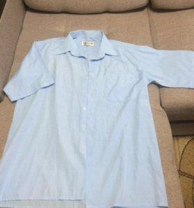 Рубашка 39 р-р(48-50)