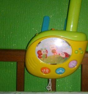 Мобиль на кровать