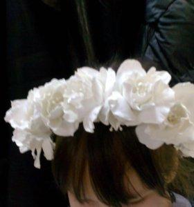 Ободки повязки аксессуары для волос