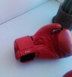 Перчатки детские для кикбоксинга