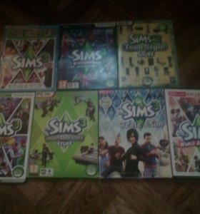 Игры The Sims3