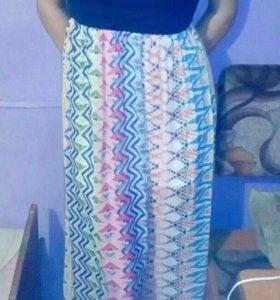 Платье в пол. Обмен