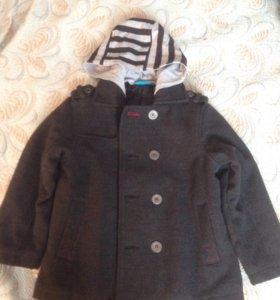 Пальто для мальчика 89624214847