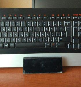КлавиатураLogitechdiNovoEdge