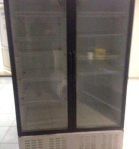 Холодильник 2-х створчатый
