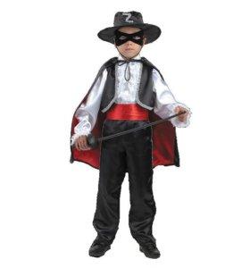 Прокат костюма мушкетера (зорро)