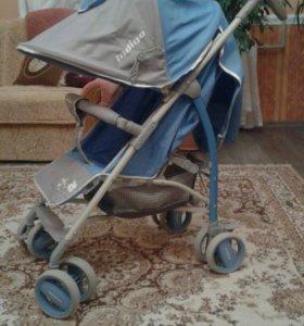 Продам коляску (indigo)