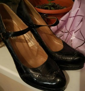 Туфли женские. Кожа. 36 р